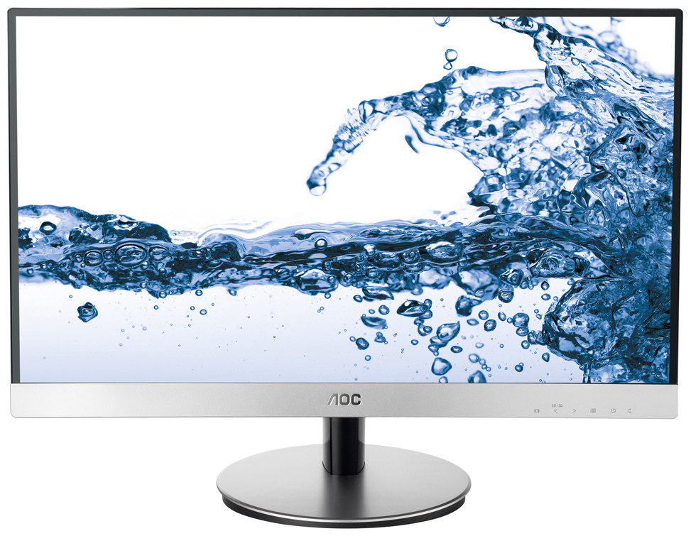 Aoc Rolls Out D2769vh 27 Inch Monitor Techpowerup