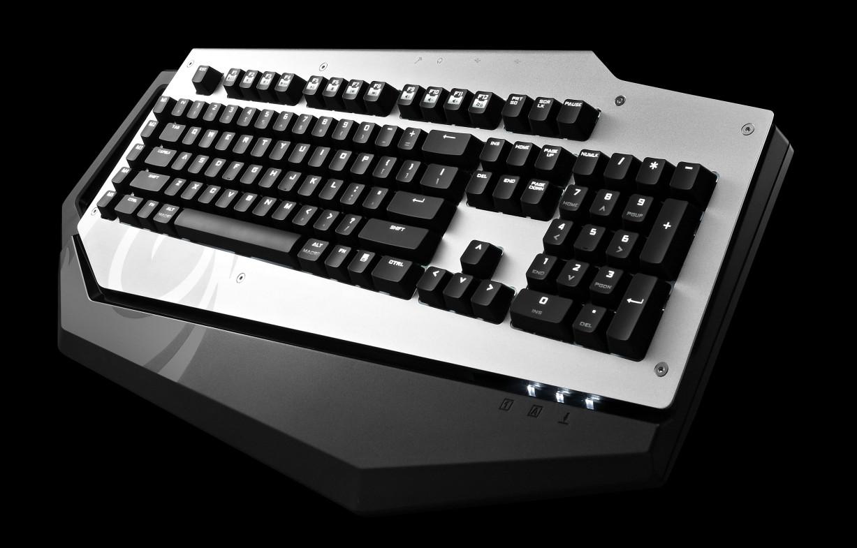 3a8e7fd9db7 Cooler Master Also Unveils the CM Storm MECH Customizable Mechanical  Keyboard