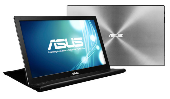 Laptop Battery Monitor : Asus introduces the mb series portable usb powered