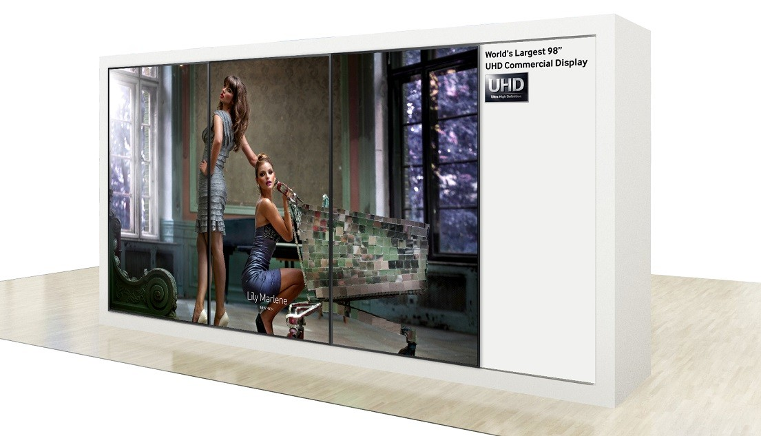 Samsung to Show Off 31 5-inch Ultra HD Monitor, 98-inch
