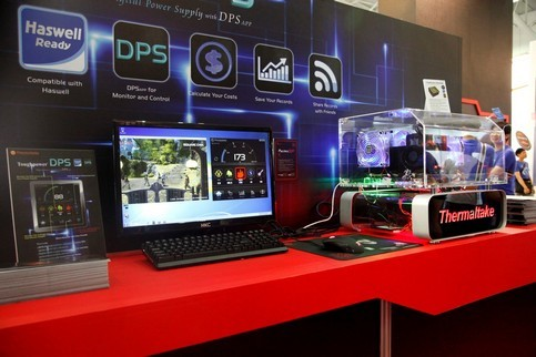 Thermaltake Announces the Toughpower DPS Digital-Controlled Power