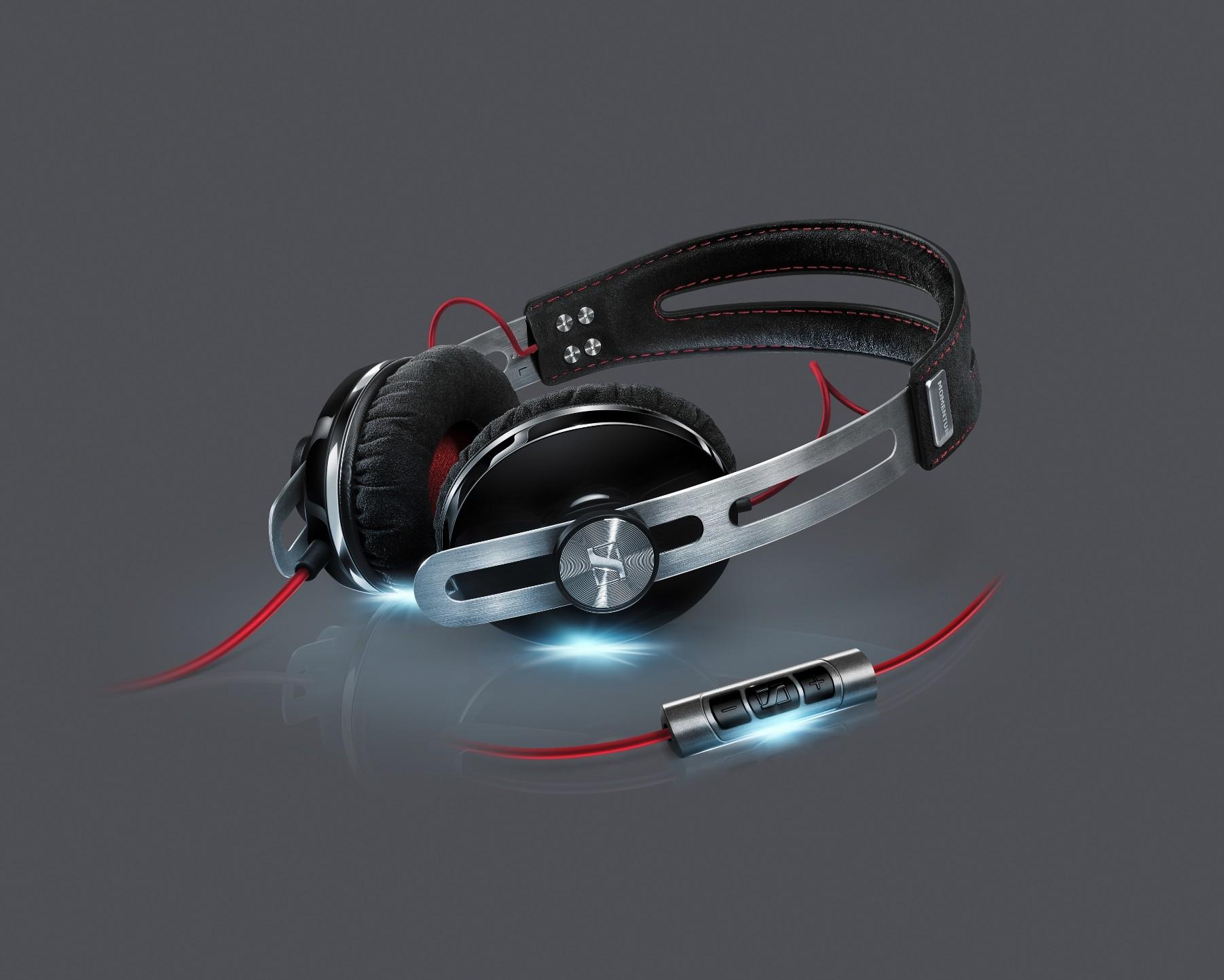 New Black, Brown and Red Sennheiser MOMENTUM On-Ear Headphones | techPowerUp
