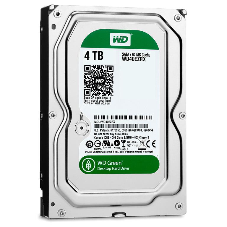 Western Digital Rolls Out WD Green 4 TB 3.5-inch Hard ...