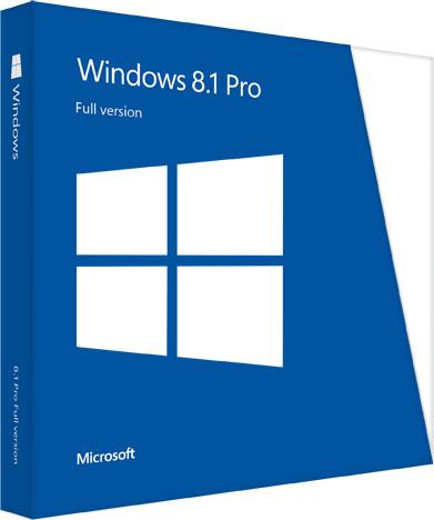 Windows 8.1 Professional VL  Kasım 2013 TR [ x64] cover