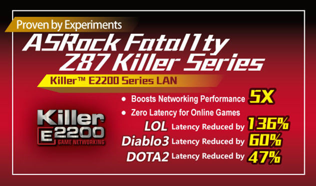 ASRock Fatal1ty Killer Series Motherboards Unveiled | TechPowerUp
