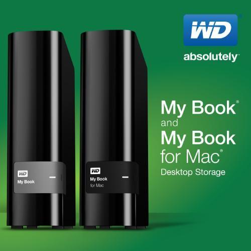 Western Digital Announces New Line Of External Desktop