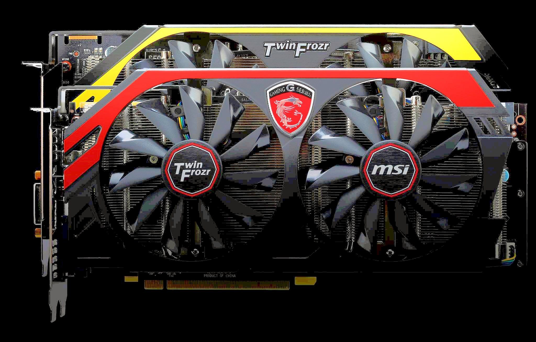 MSI Radeon R9 280X Gaming and R9 270X HAWK Graphics Cards Pictured