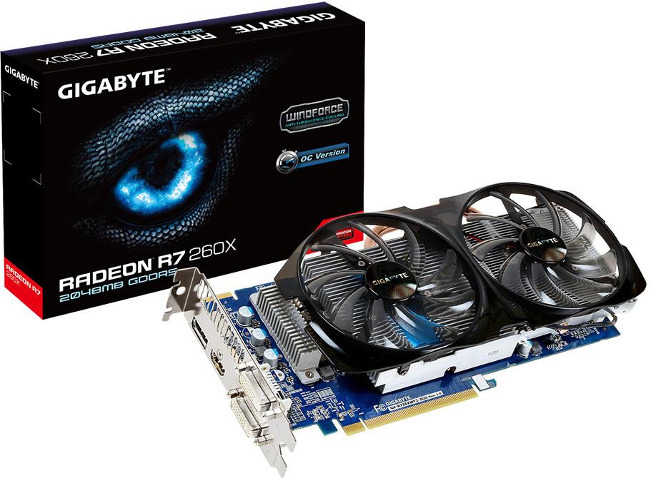 Gigabyte Announces its Radeon R7 200 Series | TechPowerUp