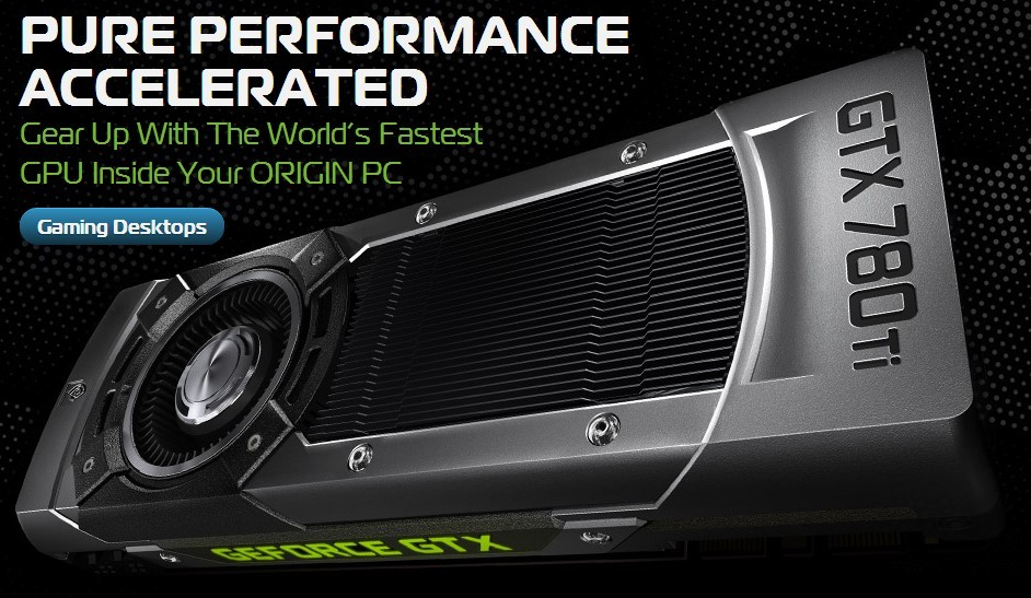 Origin pc launches the world's best gaming gpu | techpowerup.