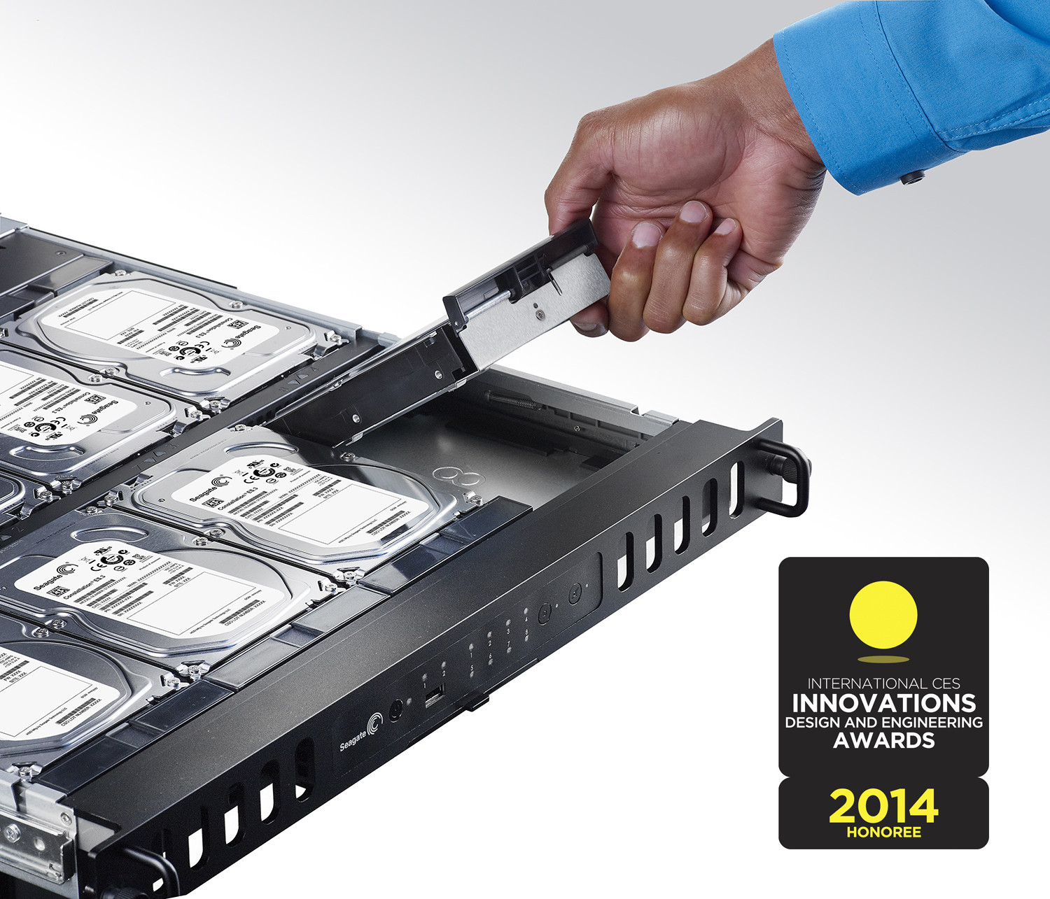 Seagate named as ces innovations 2014 design and for Product innovation company