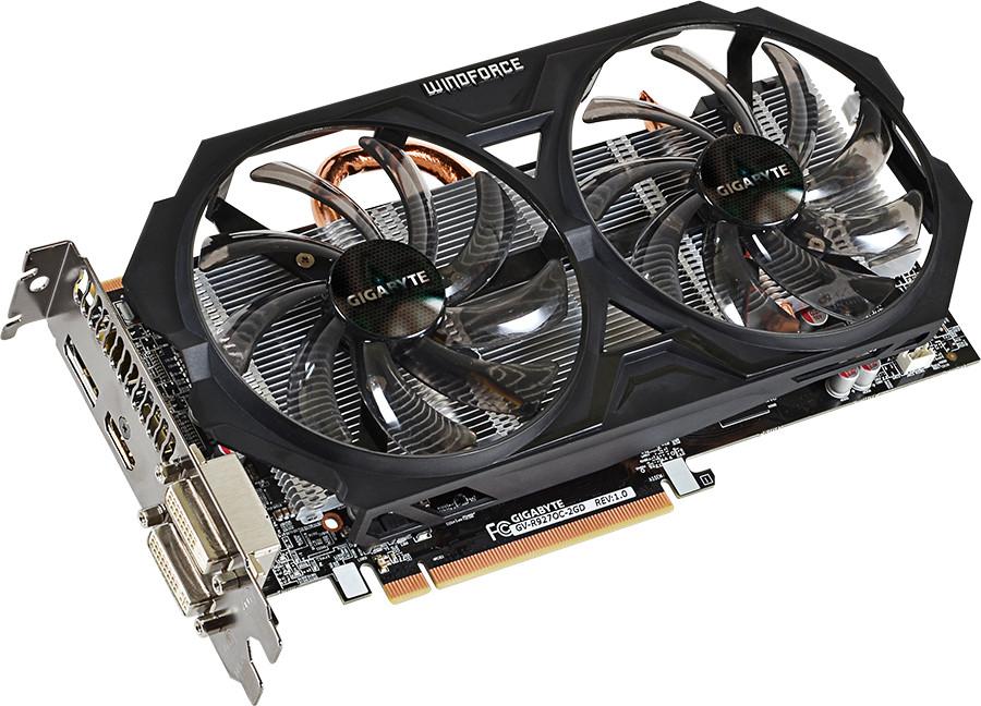 Gigabyte Radeon R9 270 Windforce 2X
