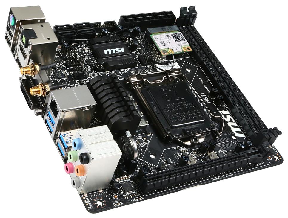 MSI H87I AC Intel WiDi Windows