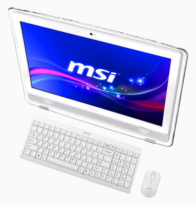 MSI Wind Top AE201 ITE CIR Treiber Windows XP