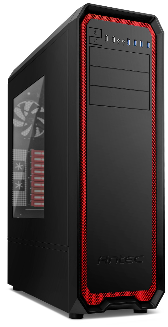 Antec Announces The Nineteen Hundred Gaming Case