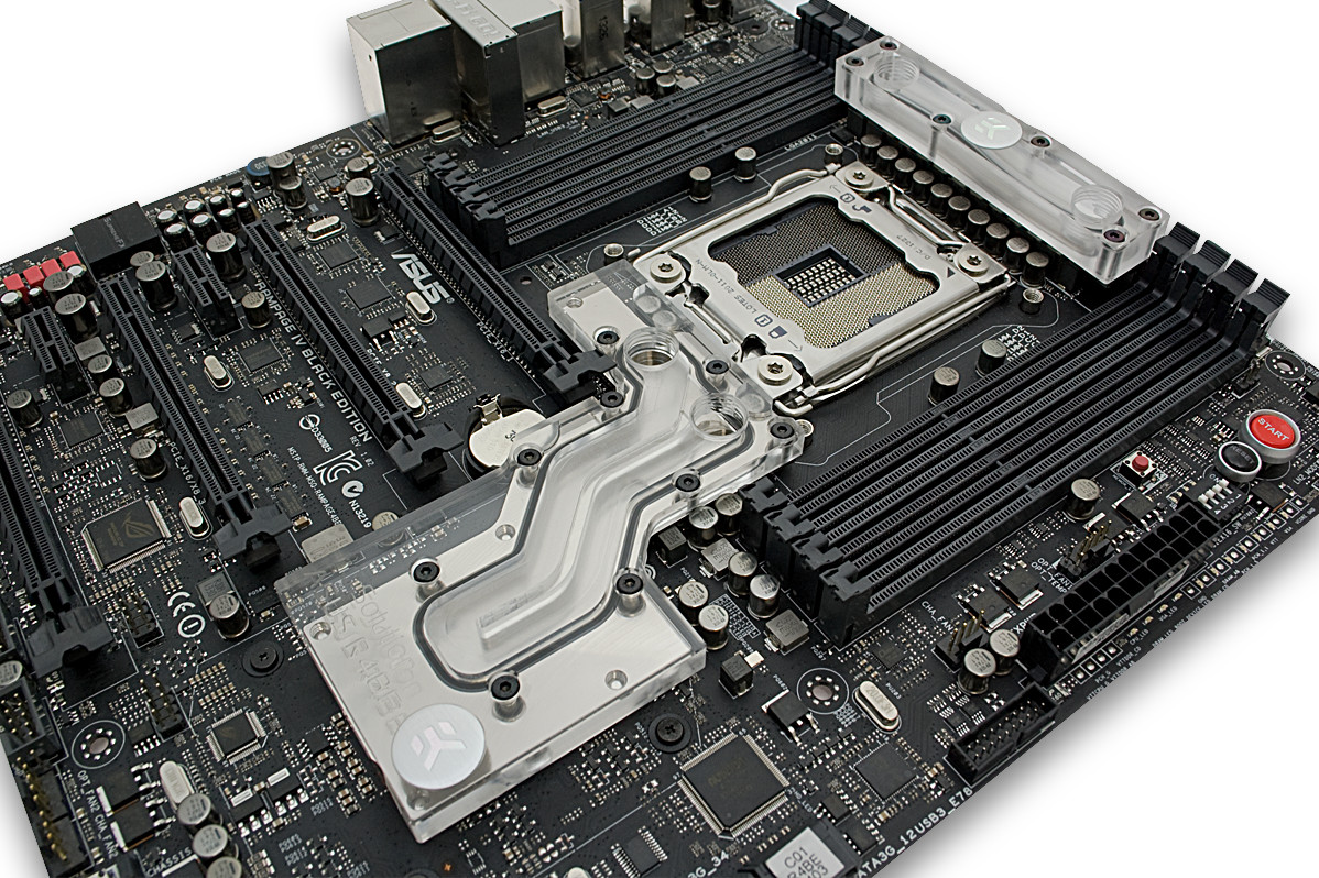how to clean motherboard with water