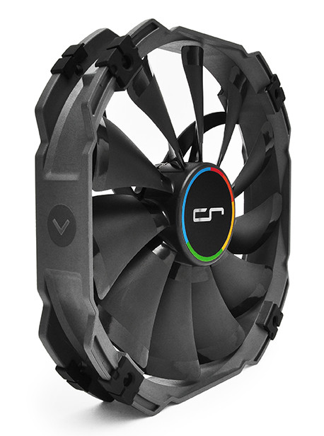CRYORIG XF140 PWM Silent Case 140mm Fan - Tuulettimet - 4719692700018 - 1