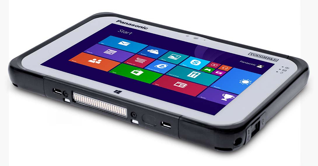 Panasonic Introduces Fully Rugged 7 Inch Tablet With