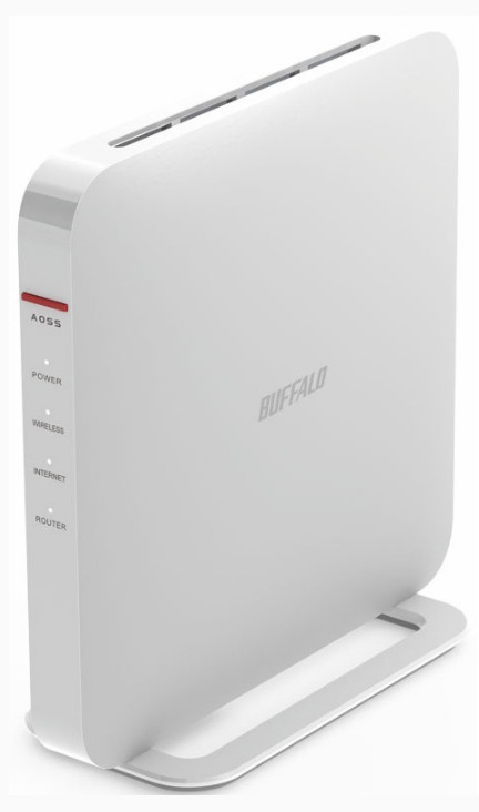 Buffalo Also Introduces New 802 11ac Wireless Networking
