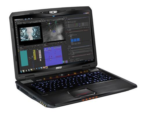 MSI CAD Laptops with Mobile Quadro Graphics Surpass Desktops
