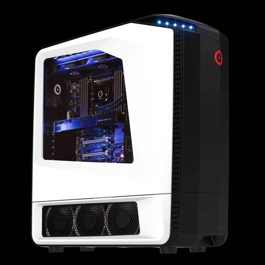 Origin Pc Launches The Most Advanced And Customizable Desktop Case Techup