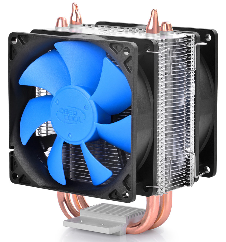 Deepcool Readies The Ice Blade 200m Cpu Cooler Techpowerup