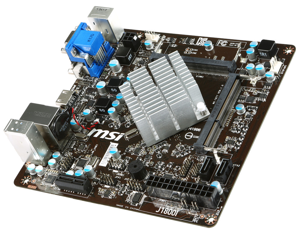 MSI J1800I Driver PC