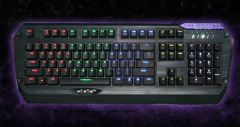 Tesoro G5NL Keyboard Drivers (2019)