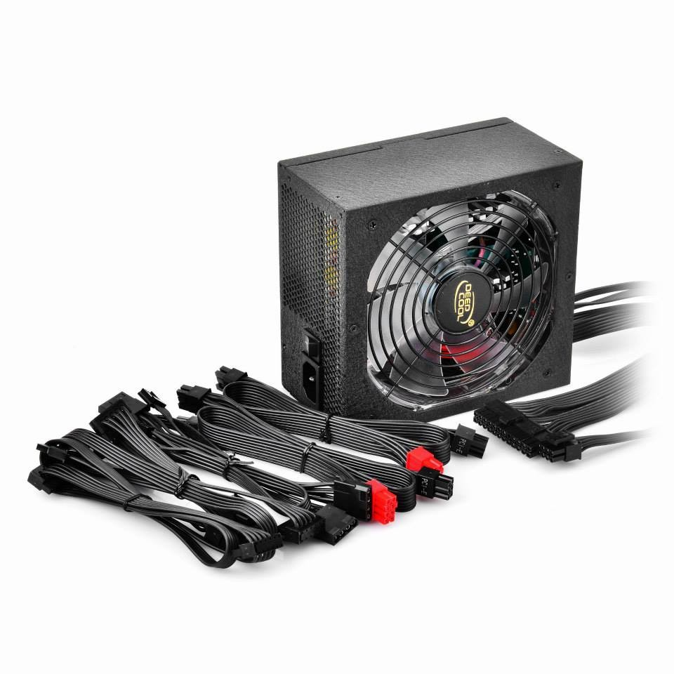 Deepcool Announces The Da700 And Da500 M Power Supplies