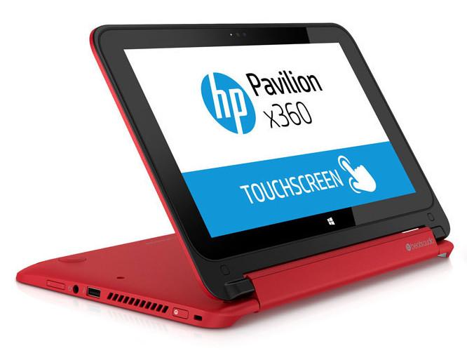 Hp Unveils 360 Degree Convertible Pc Techpowerup