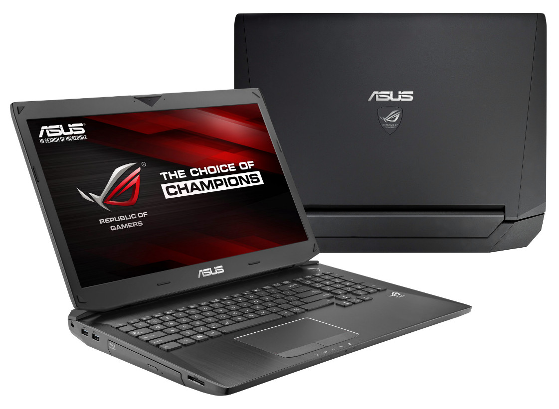 asus republic of gamers announces exciting new g750 gaming. Black Bedroom Furniture Sets. Home Design Ideas
