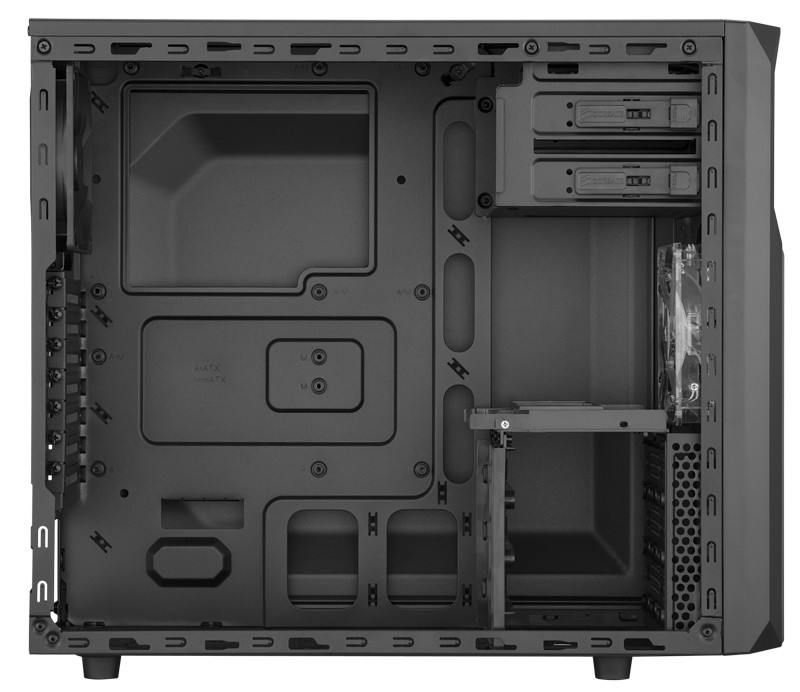 Corsair Expands Pc Case Line With A Trio Of Carbide Series