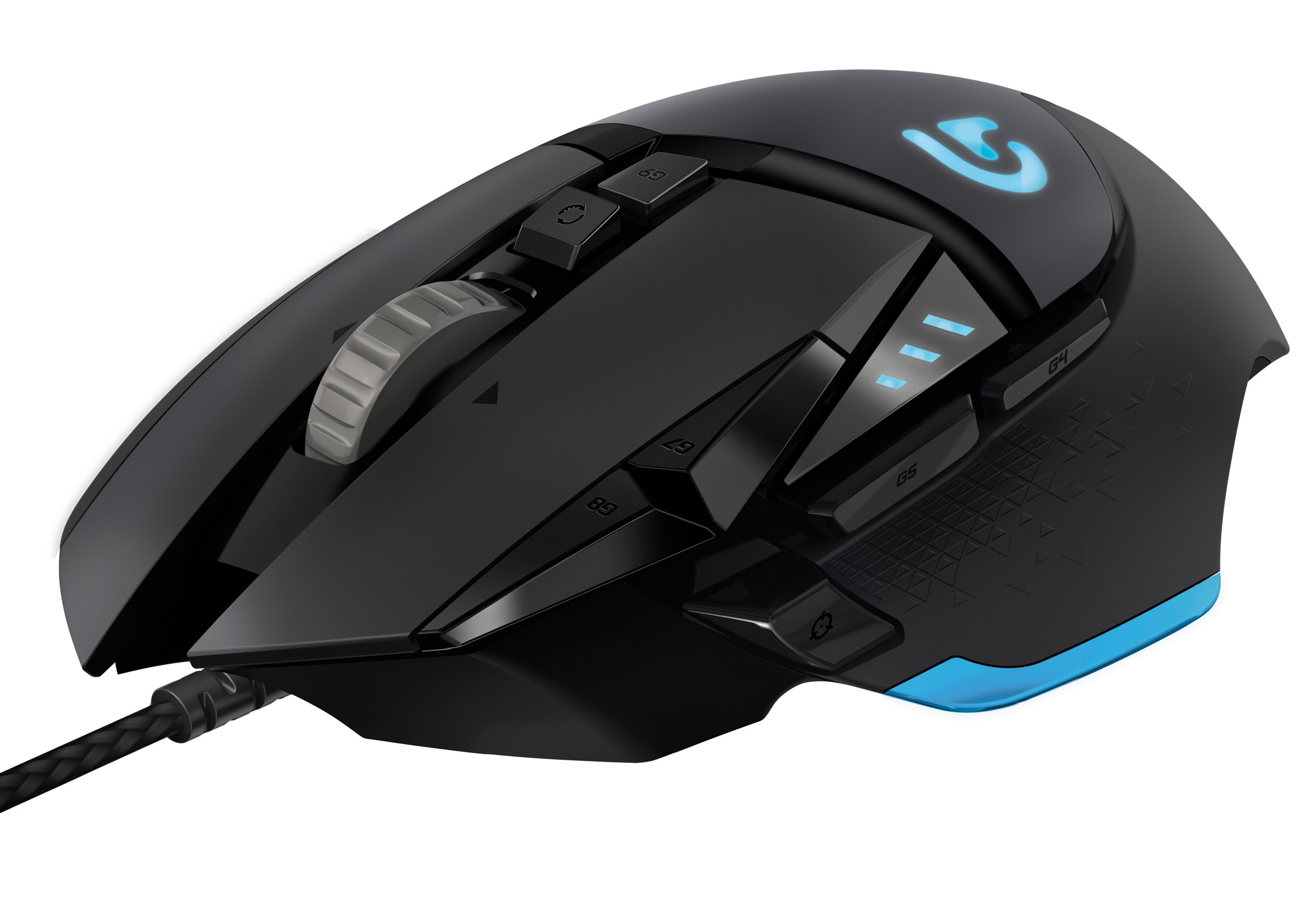 5bc35deae2b Logitech Launches First-of-Its-Kind Logitech G Tunable Gaming Mouse ...