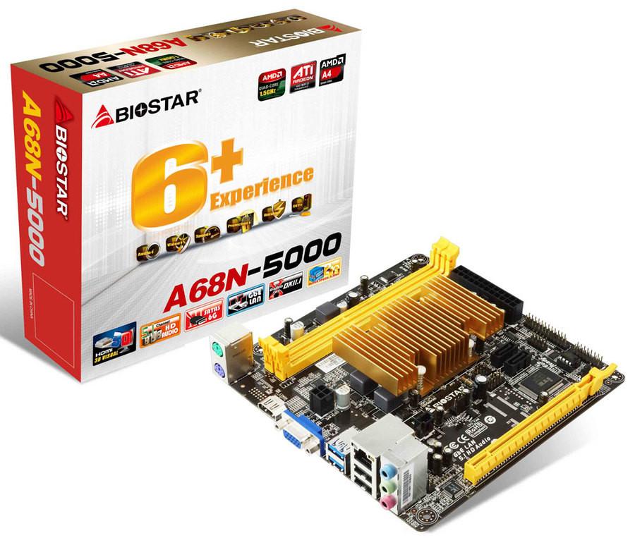 Biostar A88MQ AMD AHCI Linux