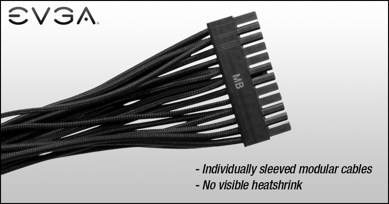 Sleeved Cables For Evga Supernova G2 P2 Power Supplies Now