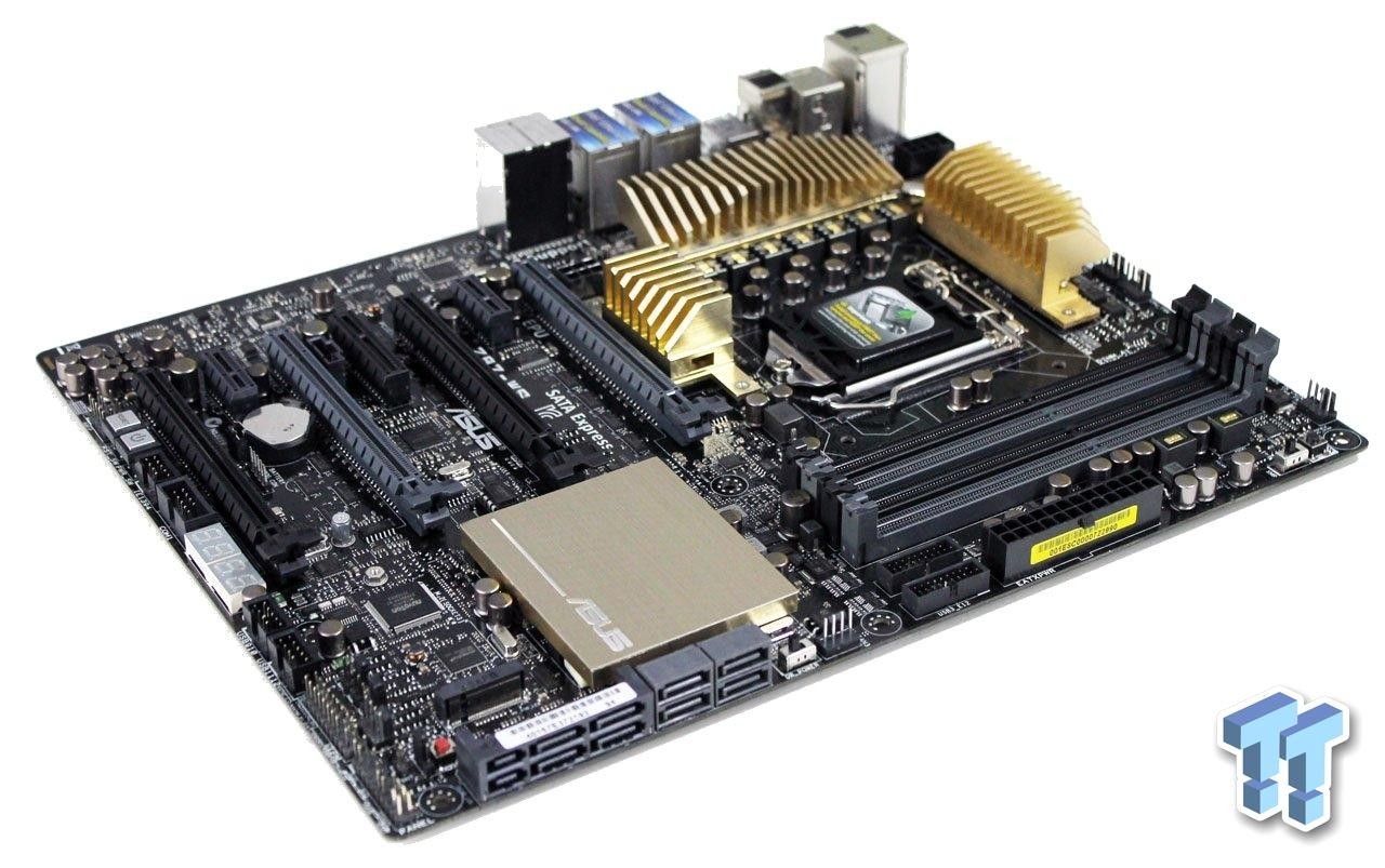 Asus Z87-WS RST Driver (2019)