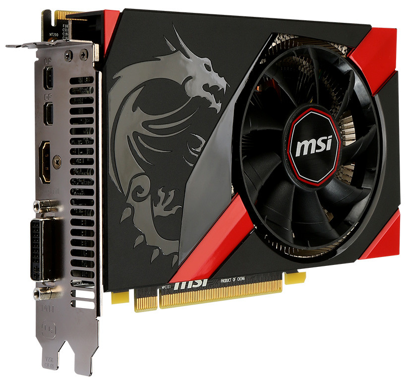 MSI Radeon R9 270X GAMING 2G ITX Launched | TechPowerUp