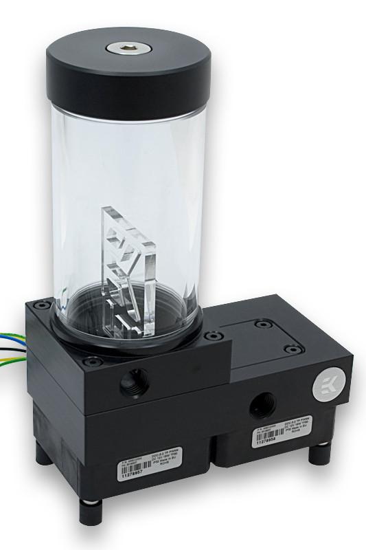 Ek Launches A New Dual Ddc 3 2 Pwm Pump Setup