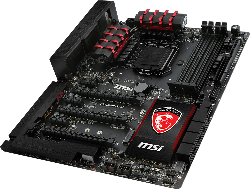 MSI Z97 GAMING 9 AC C-Media HD Audio Driver UPDATE
