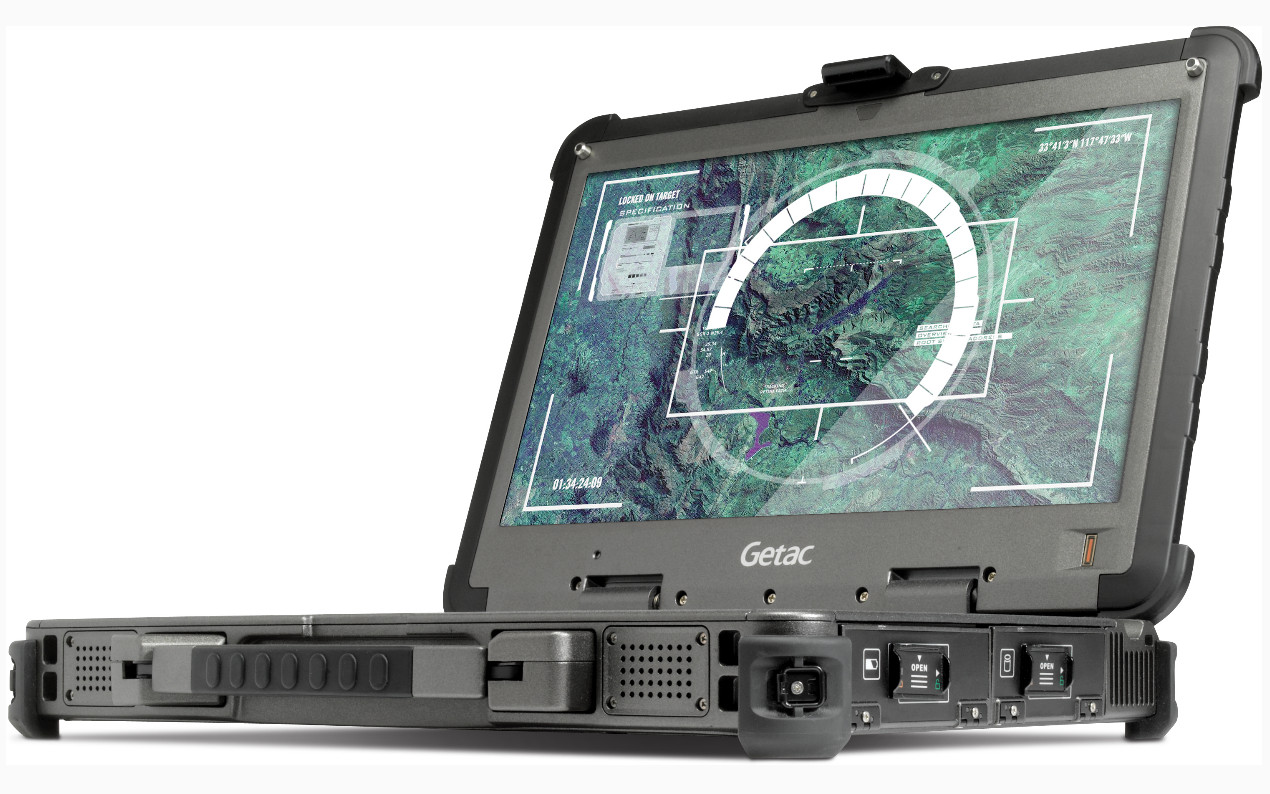 Getac Upgrades X500 Ultra Rugged Notebook And X500 Rugged