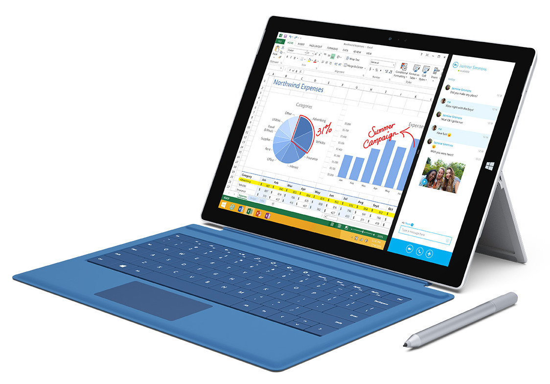 Microsoft Introduces The Surface Pro 3 Techpowerup