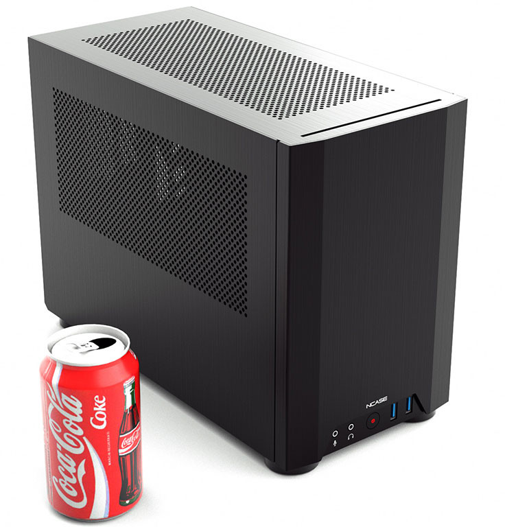 NCASE M1 Crowdfunded Mini-ITX Case Prepares for New ...