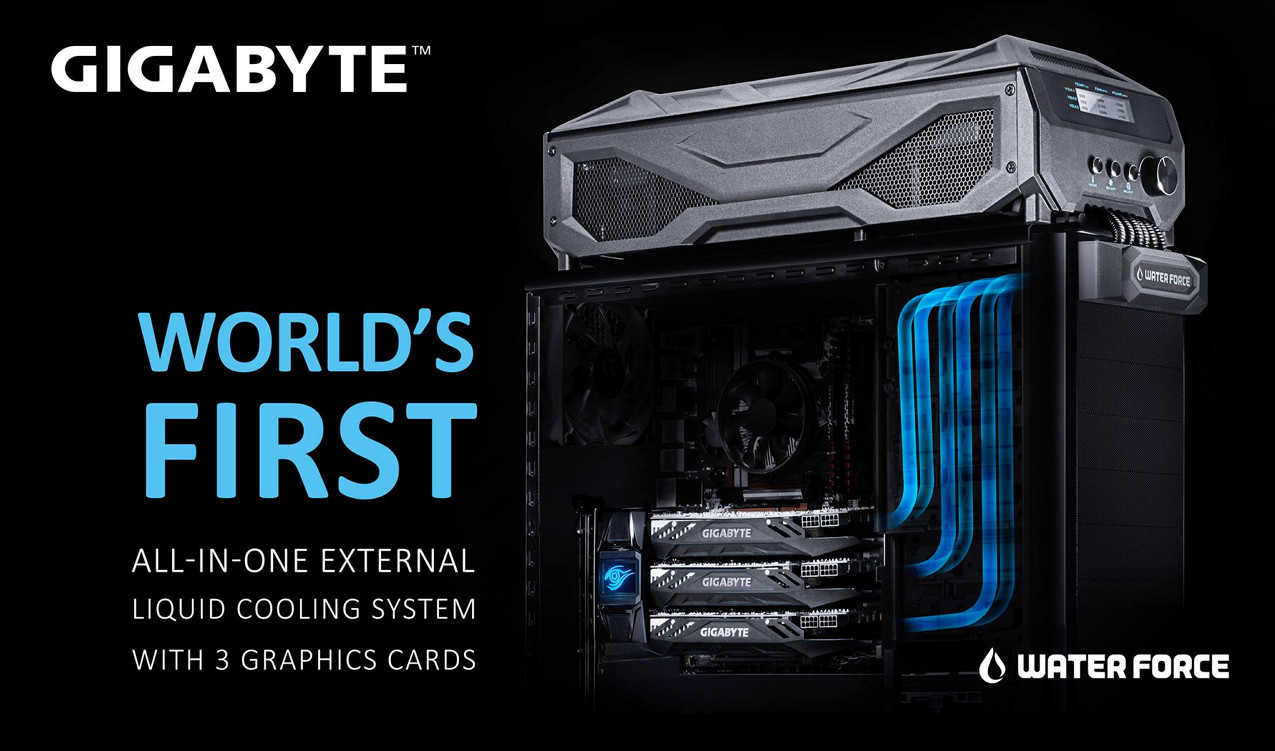 Gigabyte Intros World S Most Powerful Vga Cooling Systems