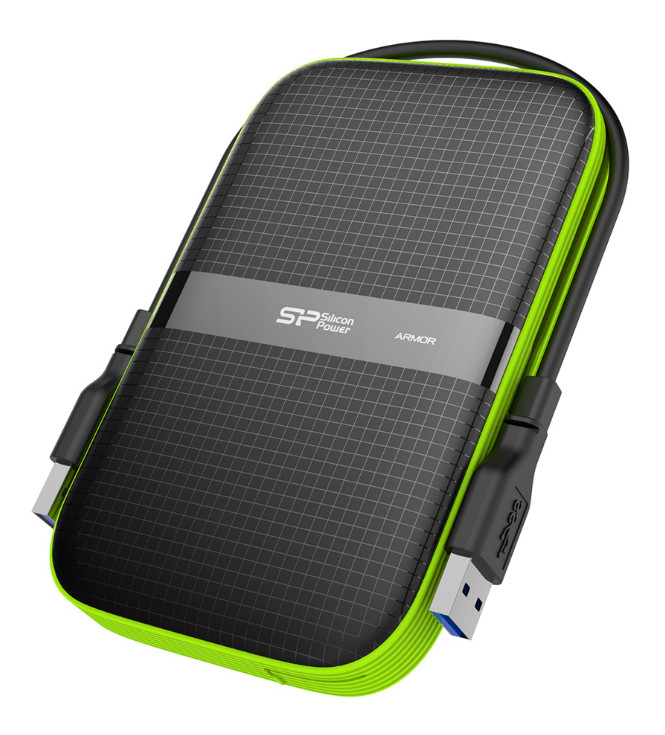Portable Hard Drive Locked Portable Power Bank Circuit Diagram Portable Garage Wood Frame Usb C Portable Charger Ravpower 20100mah Pd 3 0 45w Power Delivery Power Bank: Silicon Power Unveils The Armor A60 Rugged USB 3.0
