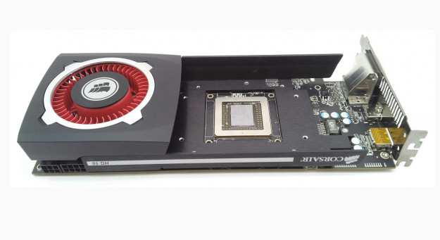 Corsair Unveils the Hydro Series HG10 GPU Cooling Bracket