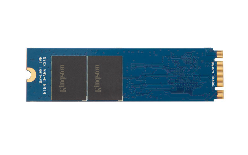 Kingston Digital Ships M.2 SATA SSDs
