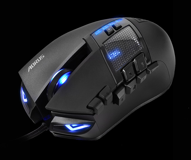 best moba gaming mouse