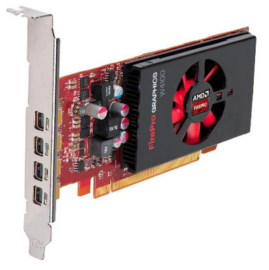 AMD Debuts Four New FirePro Professional Graphics Cards