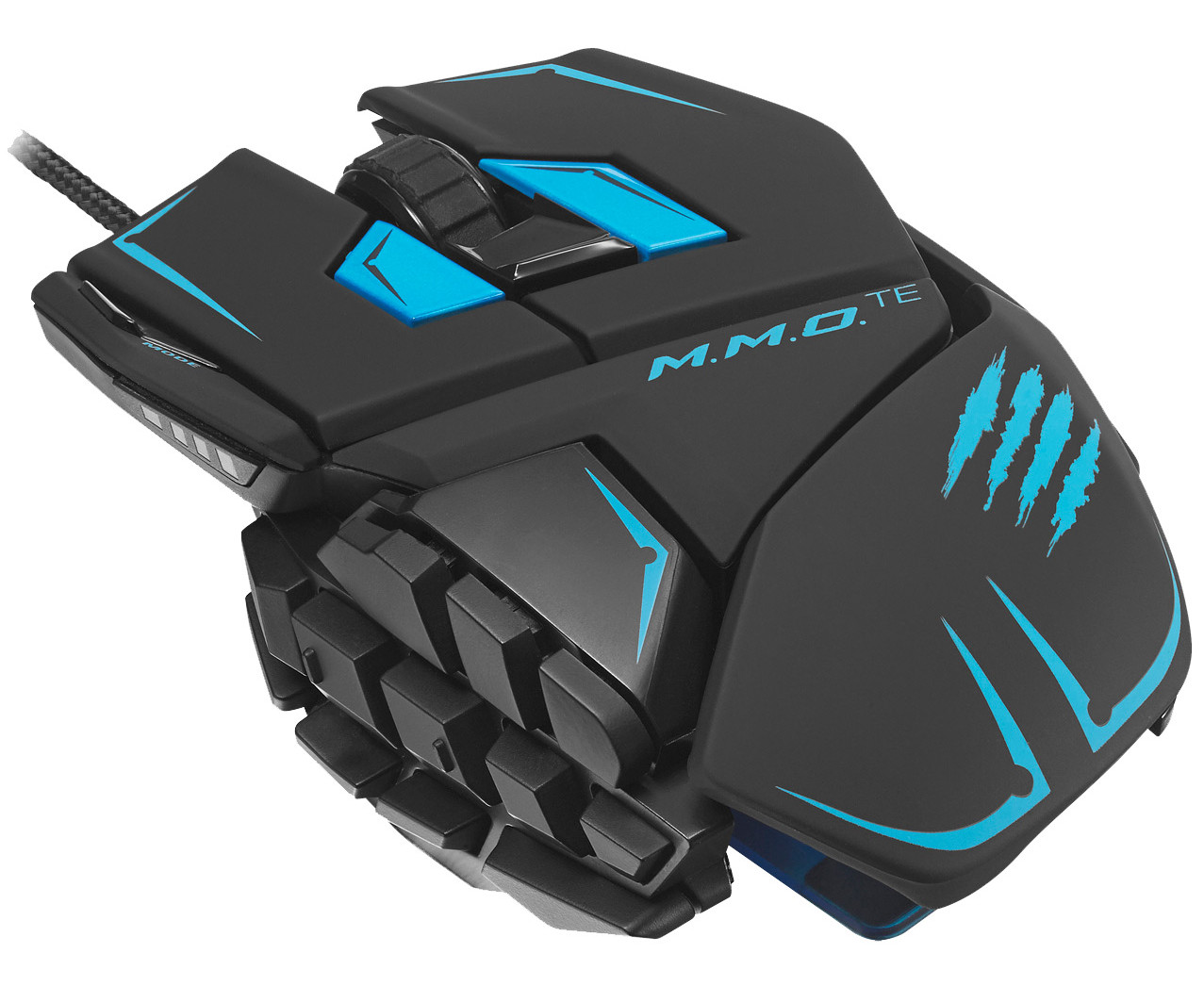 mad catz announces the m m o te tournament edition gaming mouse for pc and mac techpowerup. Black Bedroom Furniture Sets. Home Design Ideas