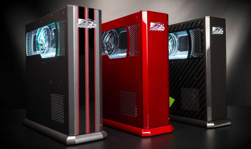 Falcon Northwest Debuts the Tiki-Z Micro-Tower Gaming PC ...