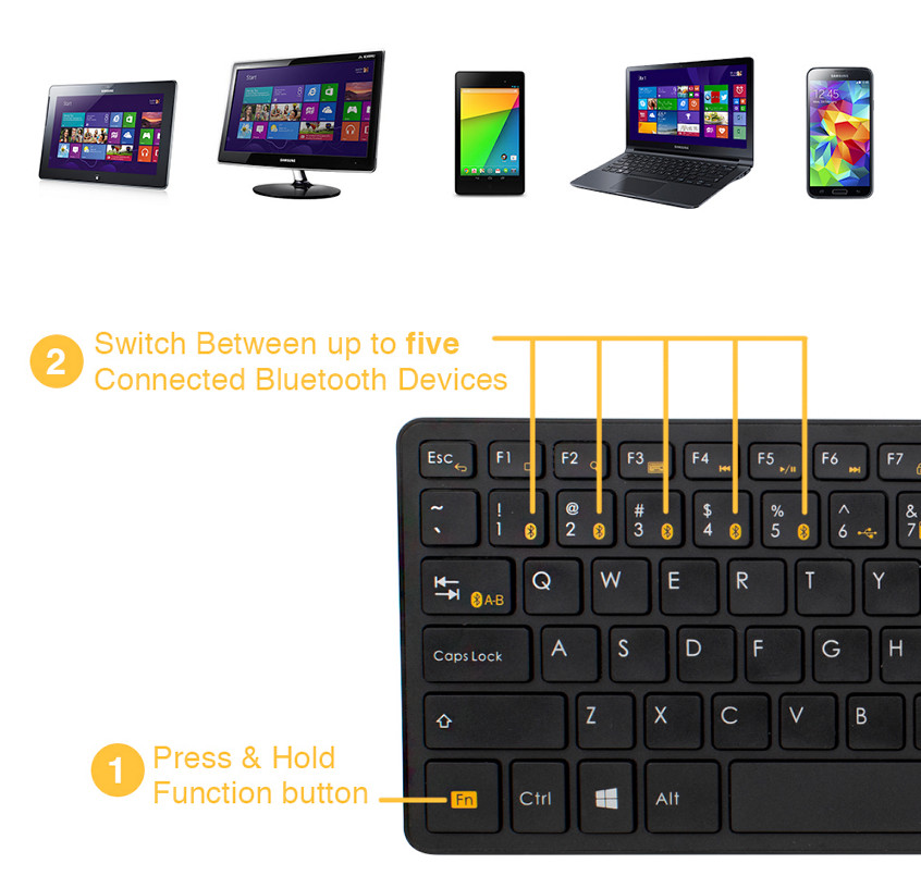 Satechi Launches BT Wireless Smart Keyboard